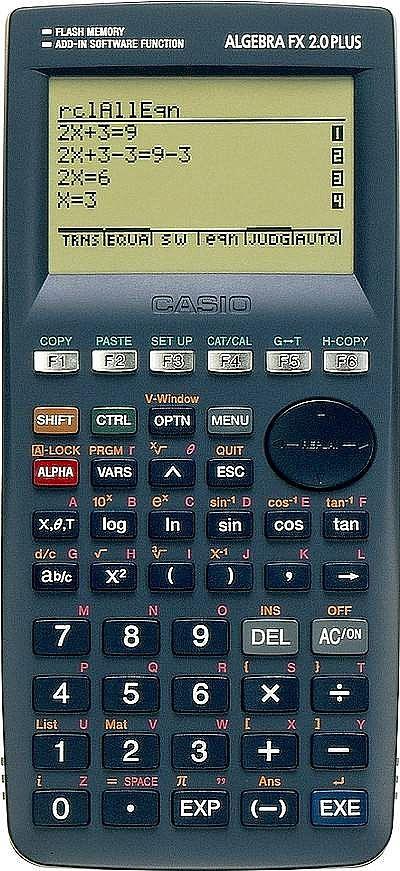инструкция Casio Fx 82tl - фото 6