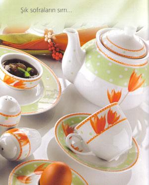 Çay- Kahve Takımları